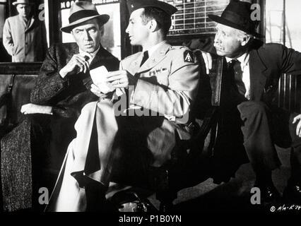 Anatomía de un Asesinato (1959), Ben Gazzara, James Stewart ANMR ...