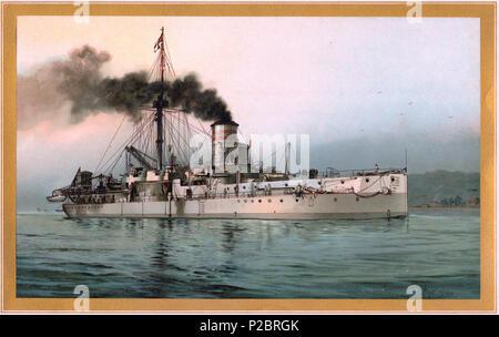 279 S.M. Württemberg Linienschiff Foto de stock