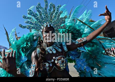 La batalla de flores, el Carnaval de Barranquilla.