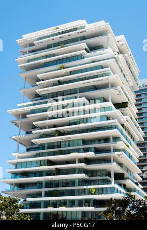 Beirut Líbano Las Casas Y Edificios De Apartamentos En