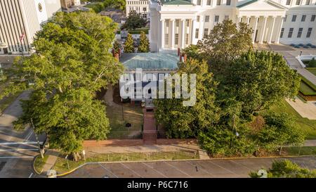 Primera Casa Blanca de la Confederación, Montegomery, Alabama, EE.UU.