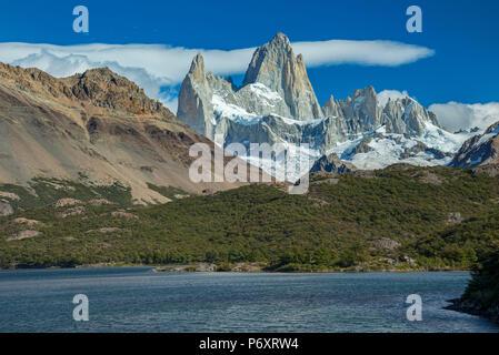 América del Sur, Patagonia, Argentina, Santa Cruz, El Chaltén, Parque Nacional Los Glaciares
