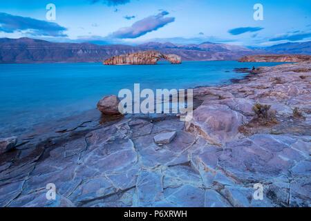 América del Sur, Argentina, Santa Cruz, Patagonia, Lago Posadas