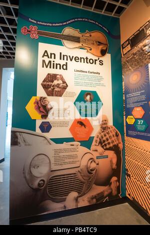 La Cade, Museo de la creatividad y la invención en Gainesville, la Florida.