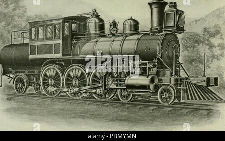 931 Locomotora ingeniería - una práctica oficial de potencia motriz ferroviaria y el material rodante (1898) (14761259085)