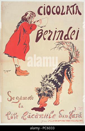 20 Ciocolata Berindei Amédée Joyau póster
