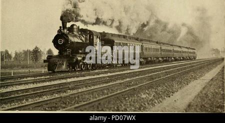 """""""Locomotora ingeniería : una práctica oficial de potencia motriz ferroviaria y el material rodante' (1892)"""