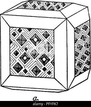 . Piedras preciosas, un relato popular de sus personajes, ocurrencia y aplicaciones, con una introducción a su determinación, mineralogistas, lapidaries, joyeros, etc. con un apéndice sobre perlas y corales. Piedras preciosas, perlas, corales. 120 Descripción SISTEMÁTICA DE PIEDRAS PRECIOSAS según los métodos de cristalografía, muy difícil, y por esta razón muchas preguntas referentes a la cristalización de los diamantes se sigue abierto a debate. En lo que sigue, los generales más importantes relaciones cristalográfico serán tratadas. Por favor tenga en cuenta que estas imágenes se extraen de Foto de stock