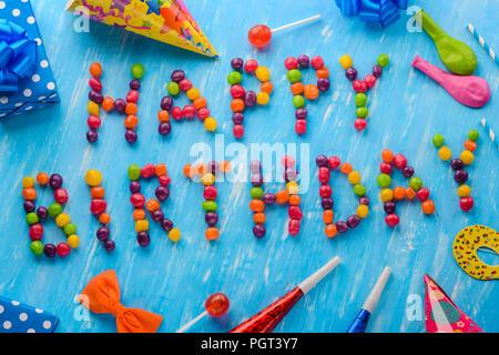 Feliz cumpleaños a firmar, creatividad