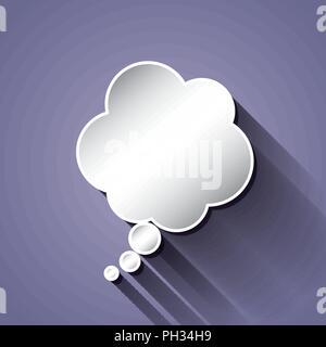 Creo que el diseño del globo de texto