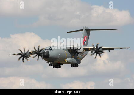 RAF Fairford RIAT Atlas de Airbus en 2018