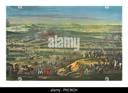 La batalla de Austerlitz, el 2 de diciembre de 1805, (c1850). Artista: Jean Bosq.