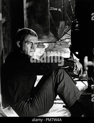 "Steve McQueen ""Cincinnati Kid' 1965 MGM Referencia de archivo # 31386 888tha"