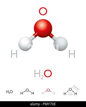 Modelo De Bola Y Palo Química Química Compuesto