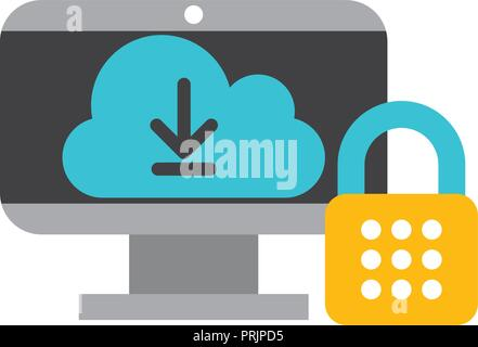 Equipo de seguridad del cloud computing fintech