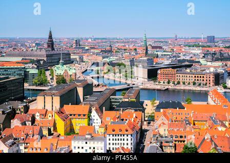 Copenhague, Dinamarca Hovedstaden, Norte de Europa