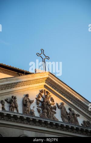 Chiesa di Santa Chiara, Roma, Italia