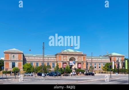 La Galería Nacional de Dinamarca (Statens Museum for Kunst - SMK), Copenhague, Zelanda, Dinamarca