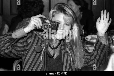 Christie Brinkley 1980 Foto de Adam cráneo/PHOTOlink/MediaPunch