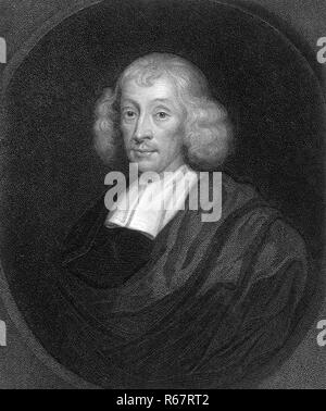 JOHN RAY (1627-1705) English parson y naturalista.