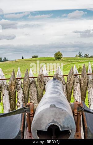 Memorial de la guerra, Dinamarca;Gedenkstätte Dybbol Düppel, Dänemark
