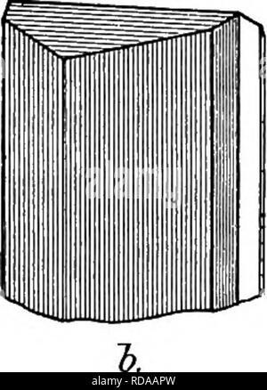 . Piedras preciosas, un relato popular de sus personajes, ocurrencia y aplicaciones, con una introducción a su determinación, mineralogistas, lapidaries, joyeros, etc. con un apéndice sobre perlas y corales. Piedras preciosas, perlas, corales. . Por favor tenga en cuenta que estas imágenes son extraídas de la página escaneada imágenes que podrían haber sido mejoradas digitalmente para mejorar la legibilidad, la coloración y el aspecto de estas ilustraciones pueden no parecerse perfectamente a la obra original. Bauer, Max, 1844-1917; Spencer, Leonard James, 1870-tr. Londres, C. Griffin and Company, Ltd. Foto de stock