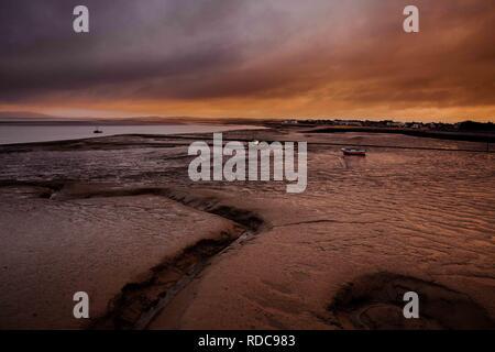 Sunrise Beach, canal sunrise
