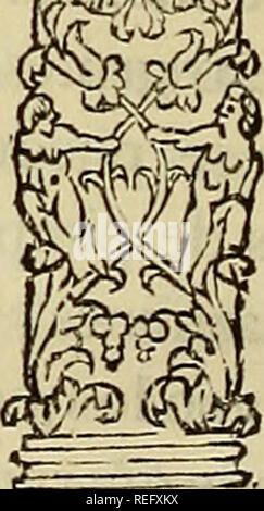 . Varia commensuracion para la escultura y arquitectura. Proporción (arte); dibujo geométrico; Anatomía, artística; Animales; Arquitectura rv^== La. Por favor tenga en cuenta que estas imágenes son extraídas de la página escaneada imágenes que podrían haber sido mejoradas digitalmente para mejorar la legibilidad, la coloración y el aspecto de estas ilustraciones pueden no parecerse perfectamente a la obra original. Arfe y Villafañe, Juan de, 1535-1603; Enguera, Pedro, d. 1735; Escribano, Miguel. Madrid : En la Imprenta de Miguél Escribano, calle angosta de San Bernardo