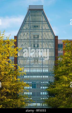 La Oficina de Patentes y Marcas de EE.UU. - Edificio Madison, en Alexandria, Virginia