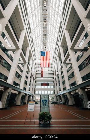 La Oficina de Patentes de Estados Unidos Edificio Madison, en Alexandria, Virginia