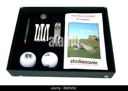 El Old Course de St Andrews Golf Set de regalo