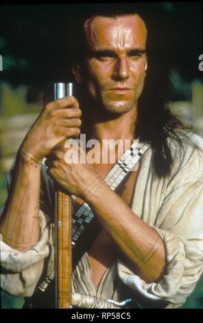 DANIEL DAY-Lewis, el último de los mohicanos, 1992