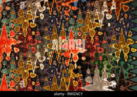 Resumen Antecedentes, textura, patrón de diseño gráfico Foto de stock