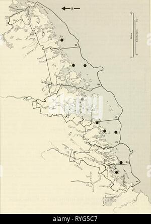 Una caracterización ecológica de la costa de Maine (norte y este de Cape Elizabeth ecologicalcharac02usfi) Año: 1980 4-16