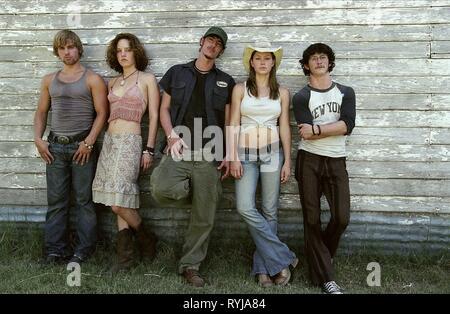 MIKE VOGEL, Erica LEERHSEN, Eric Balfour, Jessica Biel, Erica LEERHSEN, La Matanza de Texas, 2003