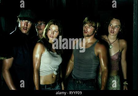 BALFOUR,BIEL,VOGEL,LEERHSEN, La Matanza de Texas, 2003
