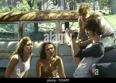 La Matanza de Texas, Jessica Biel, Erica LEERHSEN, Jonathan tucker , Mike Vogel, 2003