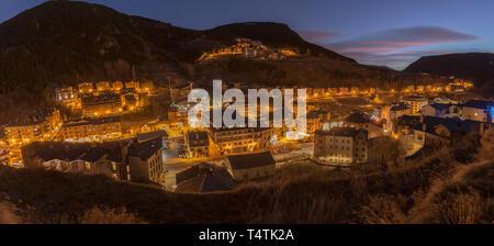 Paisaje urbano de Canillo, Andorra
