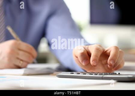 Gestor contable análisis gráfico de inversión