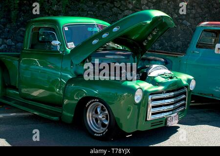 Palmview, Queensland, Australia - 5 de mayo de 2019: camioneta GMC 1950.