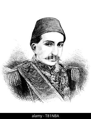 Abdul Hamid II, 34ª sultán otomano