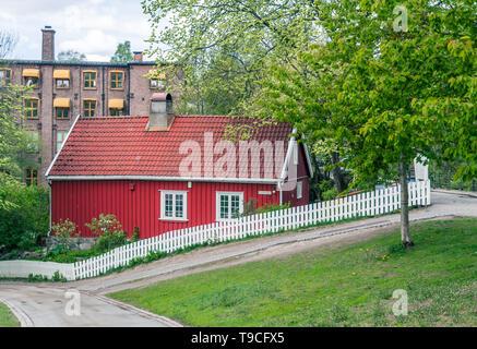 Red House de Oslo, Sandakerveien