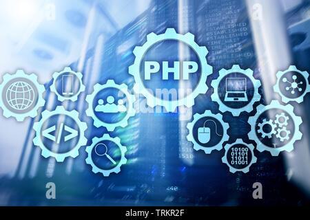 Lenguaje de programación PHP. Programación y desarrollo de las tecnologías de codificación.Concepto del espacio cibernético.