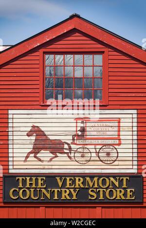 Ee.Uu., Weston, el Vermont Country Store
