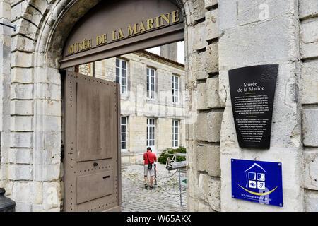 Museo de la Marina - Nouvelle Rochefort - Aquitania - Francia