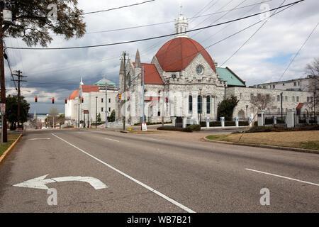 La Primera Iglesia Bautista, Montgomery, Alabama