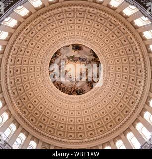 La apoteosis de Washington.