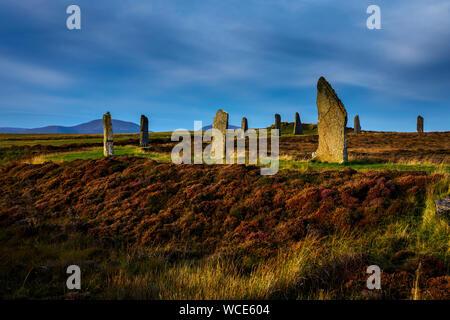 Anillo de Brodgar; Orkney; UK