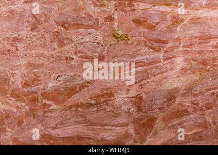 Fondo de mármol rojo. Textura de alta calidad en resolución extremadamente alta.