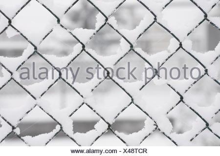 Valla de alambre de malla detalle valla enrejado de alambre